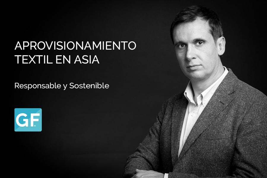 Profesional del aprovisionamiento textil | Gabriel Farias Iribarren