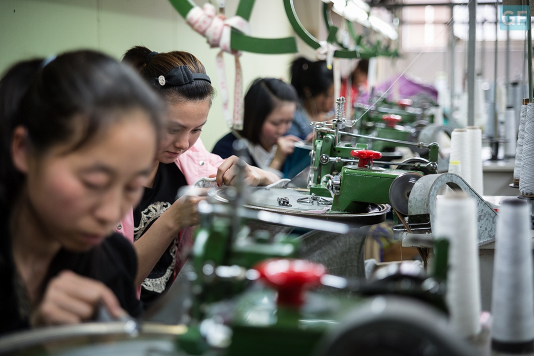 Current State of Chinese Factories. II