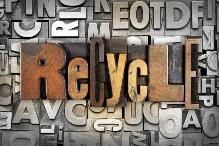 Calidad y reciclaje para una industria textil responsable.